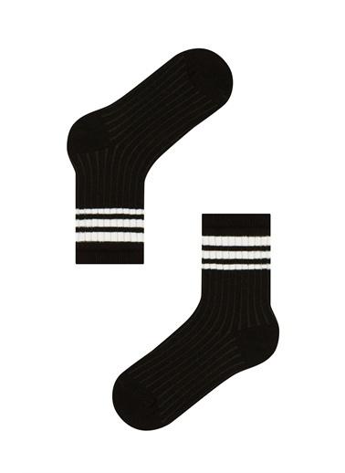 Penti 2'li Çorap Siyah